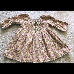Vintage Matilda Jane Peasant Top, Size 4